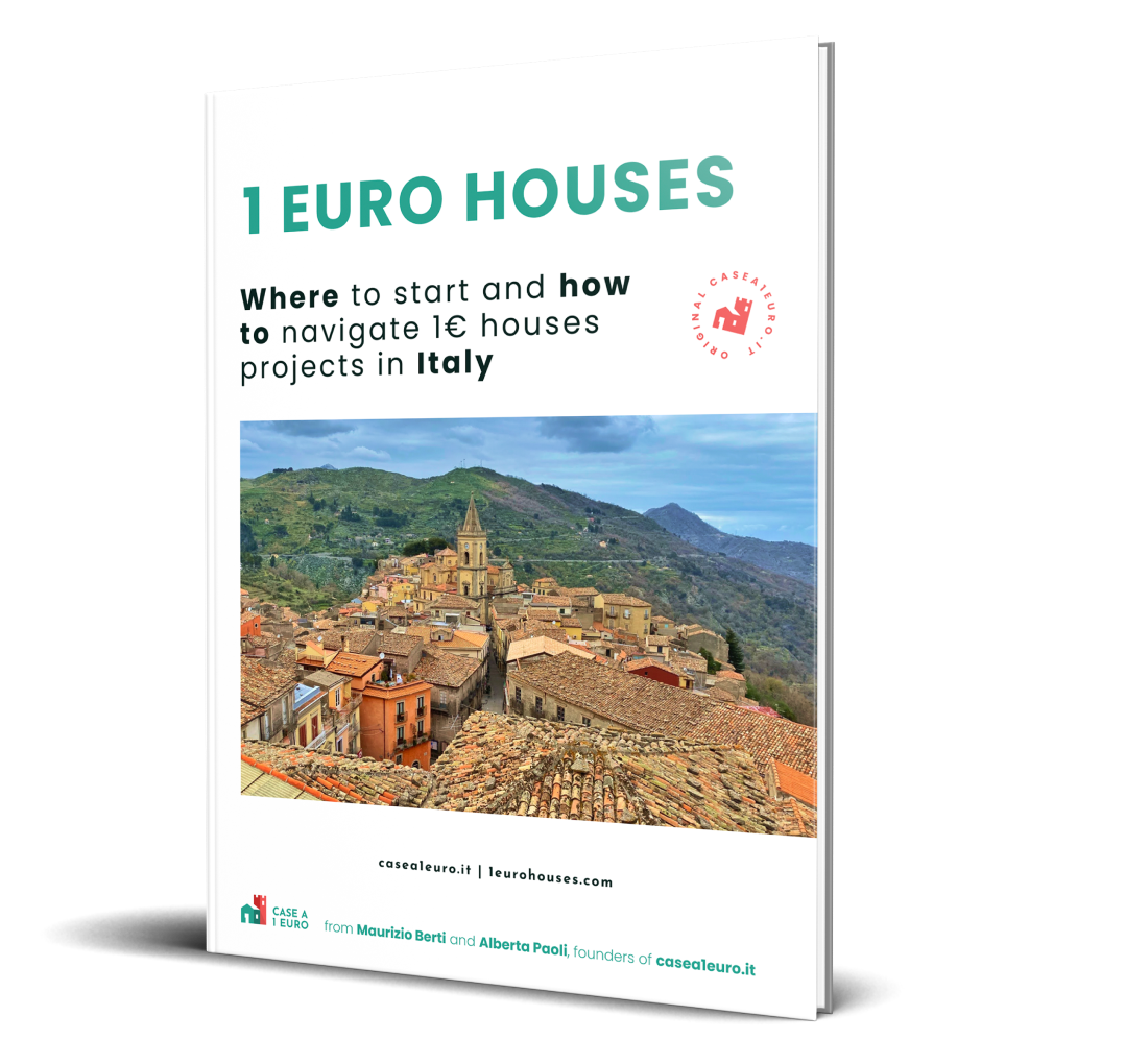 Cover of the 1 Euro Houses Ebook